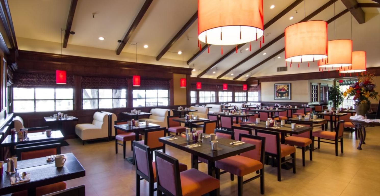 Hotel Fullerton Restaurant